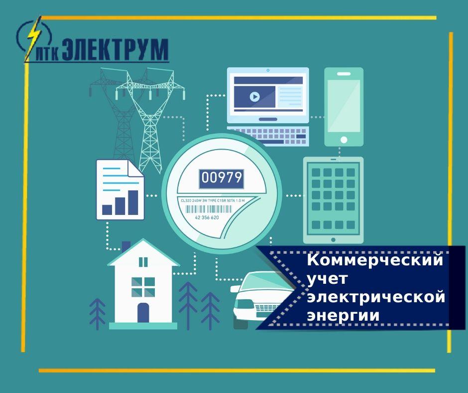 Коммерческий учет электроэнергии и его организация