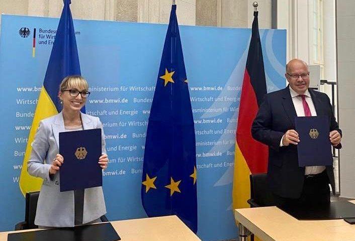 Україна і Німеччина: початок енергетичного партнерства