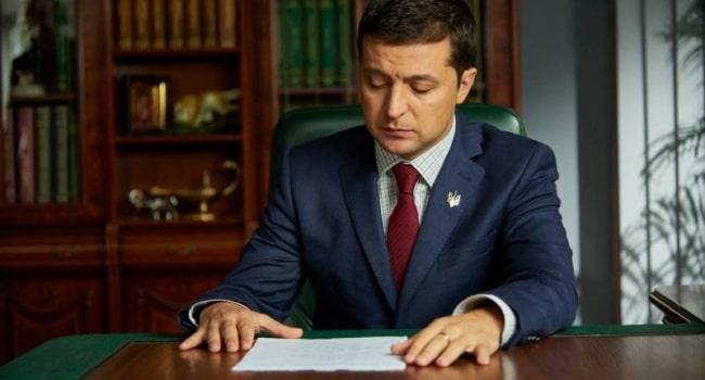 Президент Украины зарегистрировал законопроект о перенесении нового рынка электрической энергии